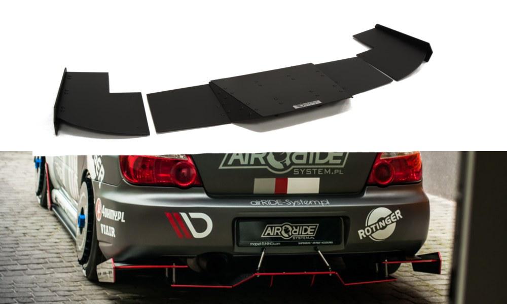 Dyfuzor Tylny Subaru Impreza MK2 WRX STI (Blobeye) - GRUBYGARAGE - Sklep Tuningowy